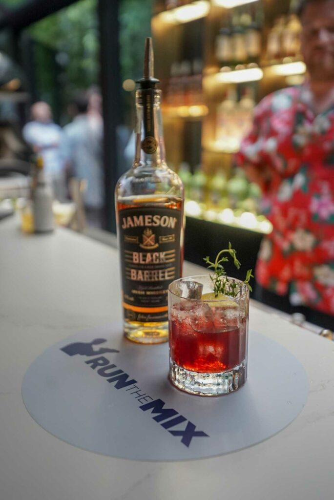 Cocktail dei vincitori di Run the Mix 2019 Civetta