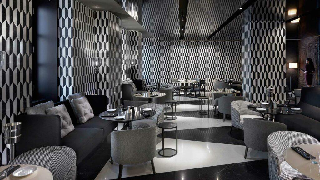 Mandarin-bar-bistro-sala-Mandarin-Oriental-Coqtail-Milano