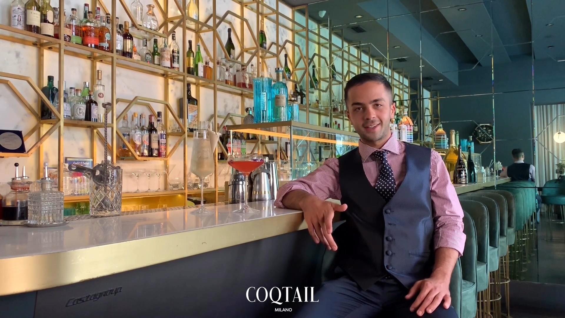 Paolo Viola Nessun Mentore E Grinta Da Vendere Coqtail Milano
