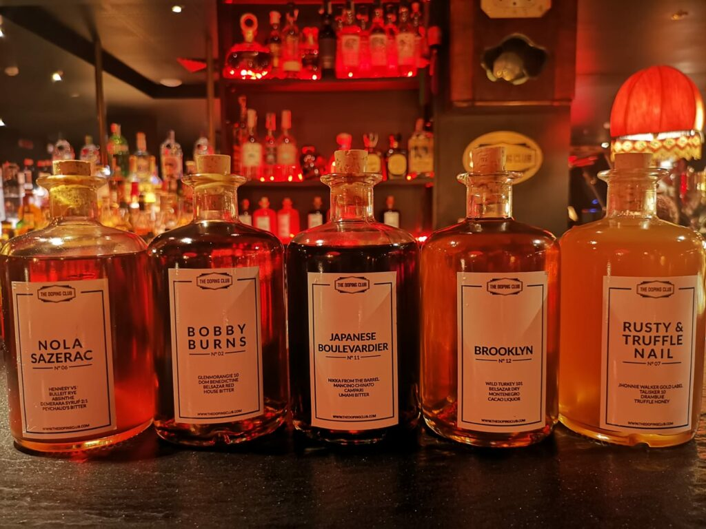 Dove bere whiskey a Milano The Doping Club Coqtail Milano
