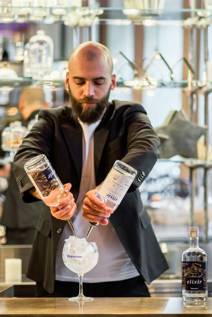 gin-limited-edition-Federico-Volpe-Coqtail-Milano