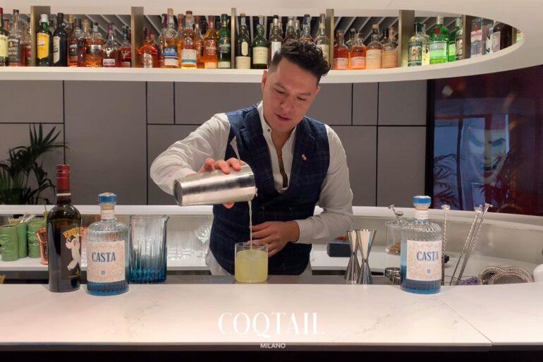 Fortunello Cocktail Marco Tavernese - IT Milano