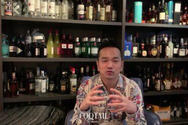 Antonio Lai Quinary di Hong Kong Coqtail Milano