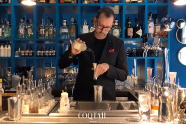 Christmas Coqtail di Natale - Luca Marcellin - Drinc Different