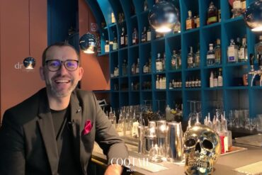 Luca Marcellin Drinc Different Milano