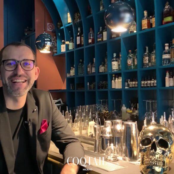 Luca Marcellin Drinc Different Milano