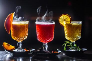 Cocktail caldi Cinzia Ferro Coqtail Milano
