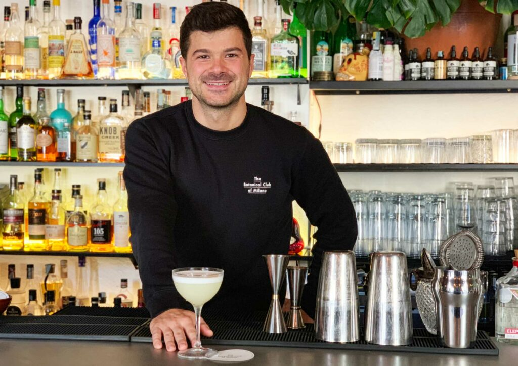 Drink-Days-2020-La-cosecha-twist-pisco-sour-Lorenzo-Marchesini-Coqtail-Milano