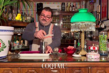 Ape Vigorosa cocktail futurista Yuri Gelmini