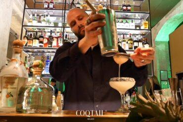 Cristian Bugiada Patron Margarita Week Coqtail Milano