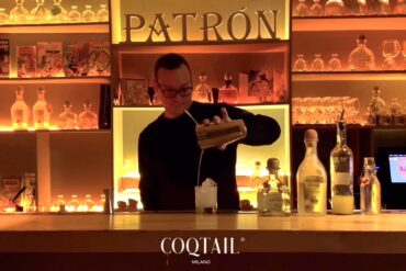 Il Margarita perfetto di Davide Segat Coqtail Milano