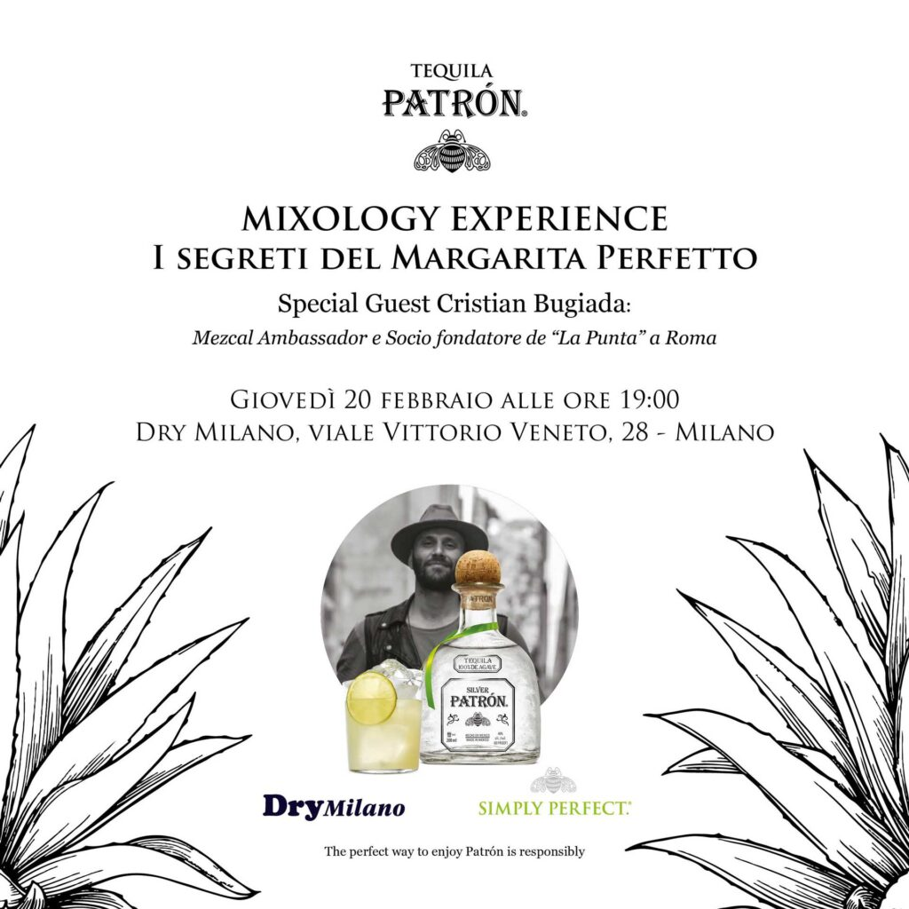 Margarita-Day-Tequila-Patron-Dry-Milano-Mixology-Experience-Coqtail-Milano