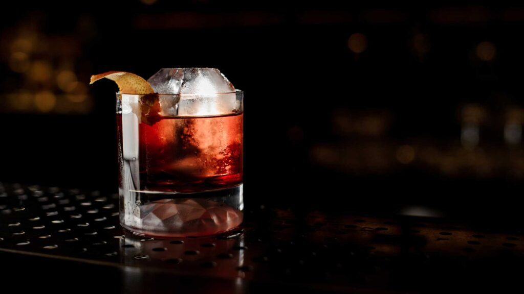 Boulevardier cocktail ricetta Coqtail Milano