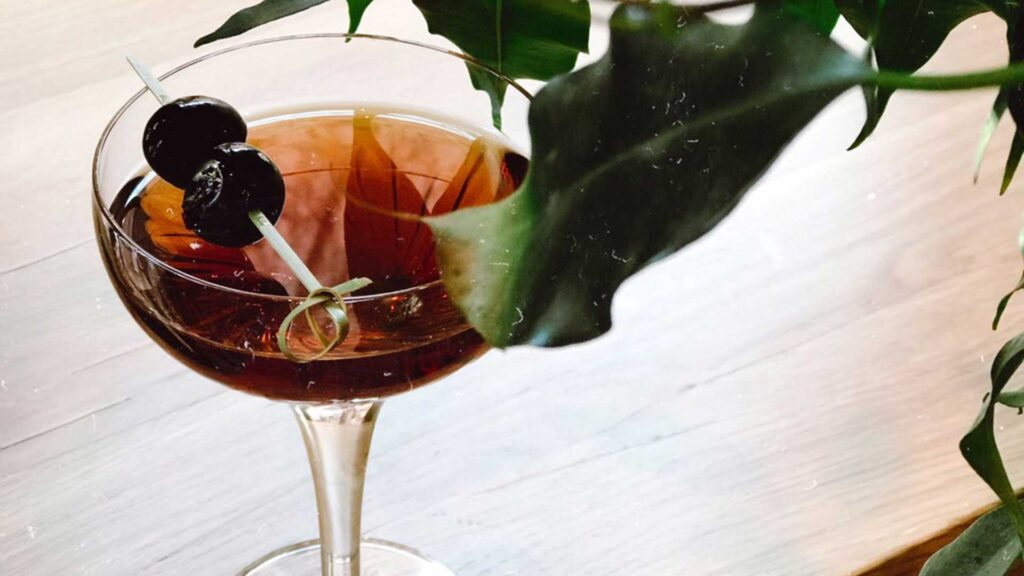 Rob-Roy-Cocktail-a-base-whisky-Coqtail-Milano