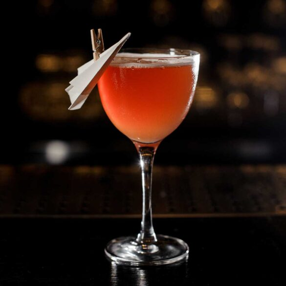 Paper-plane-cocktail-IBA-Coqtail-Milano