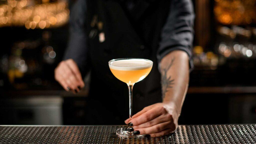 Cocktail-al-cognac-Stinger-Coqtail-Milano
