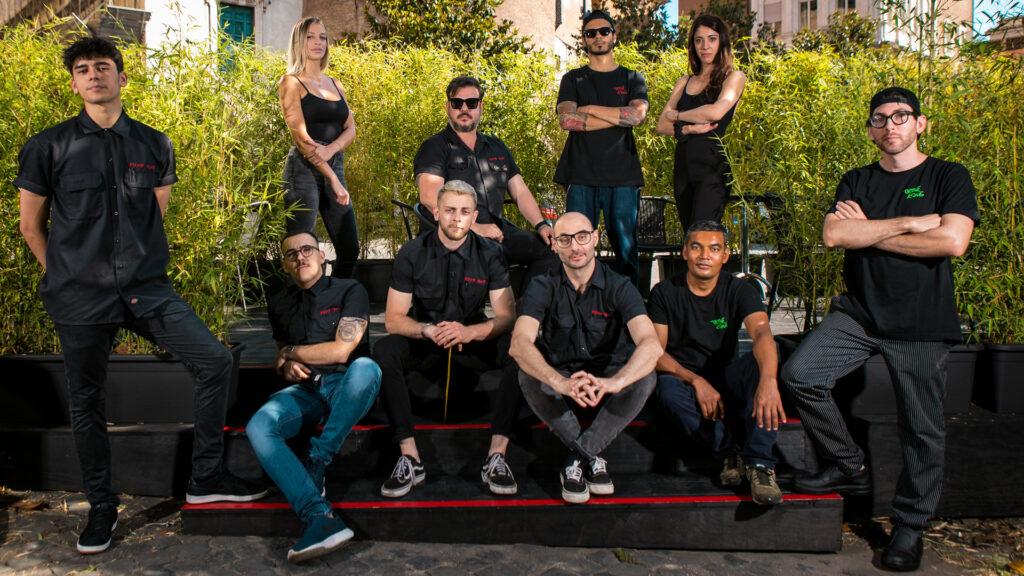 Drink-Kong-Roma-Team-Patrick-Pistolesi-Coqtail-Milano