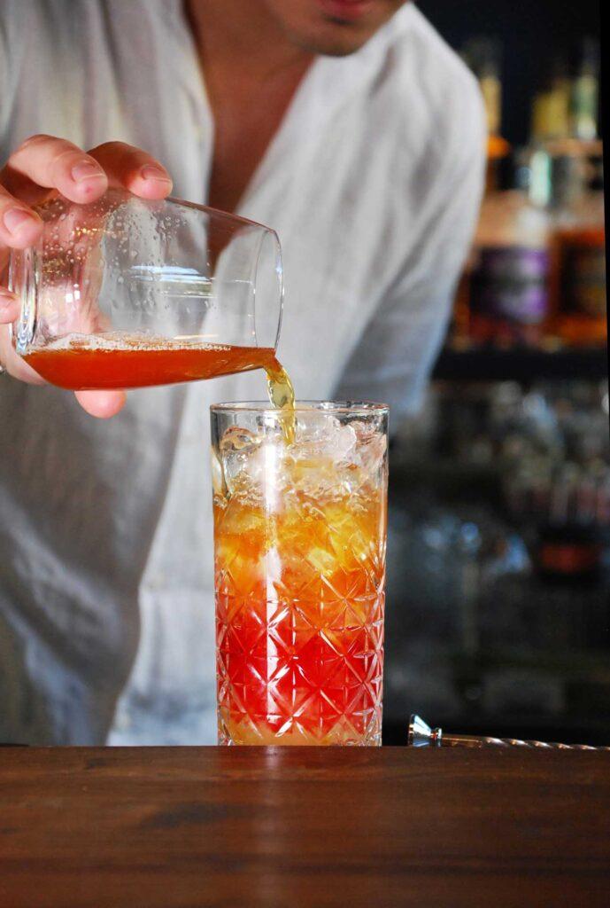 Particolare-Milano-cocktail-bancone-Coqtail-Milano
