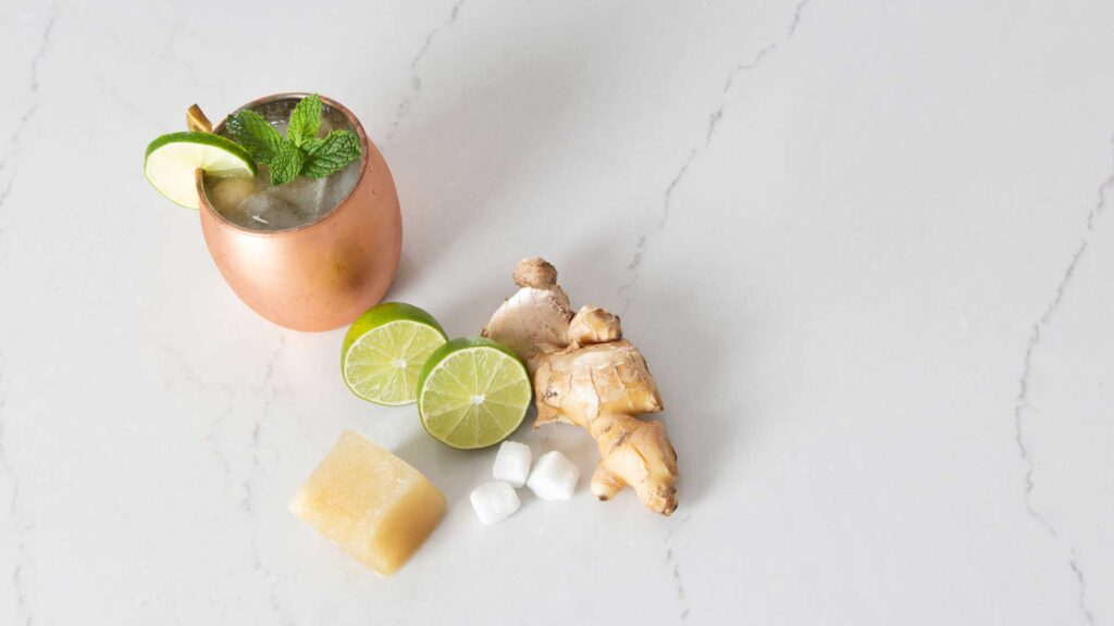 Cocktail-Cube-Mule-with-Ingredients-Coqtail-Milano