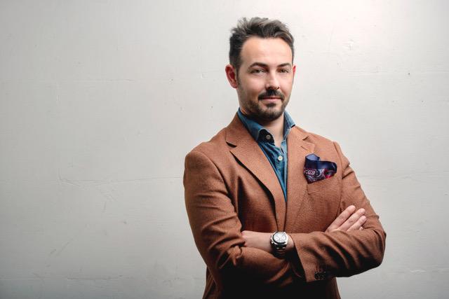 Mario Farulla Bar Manager Chapter Roma