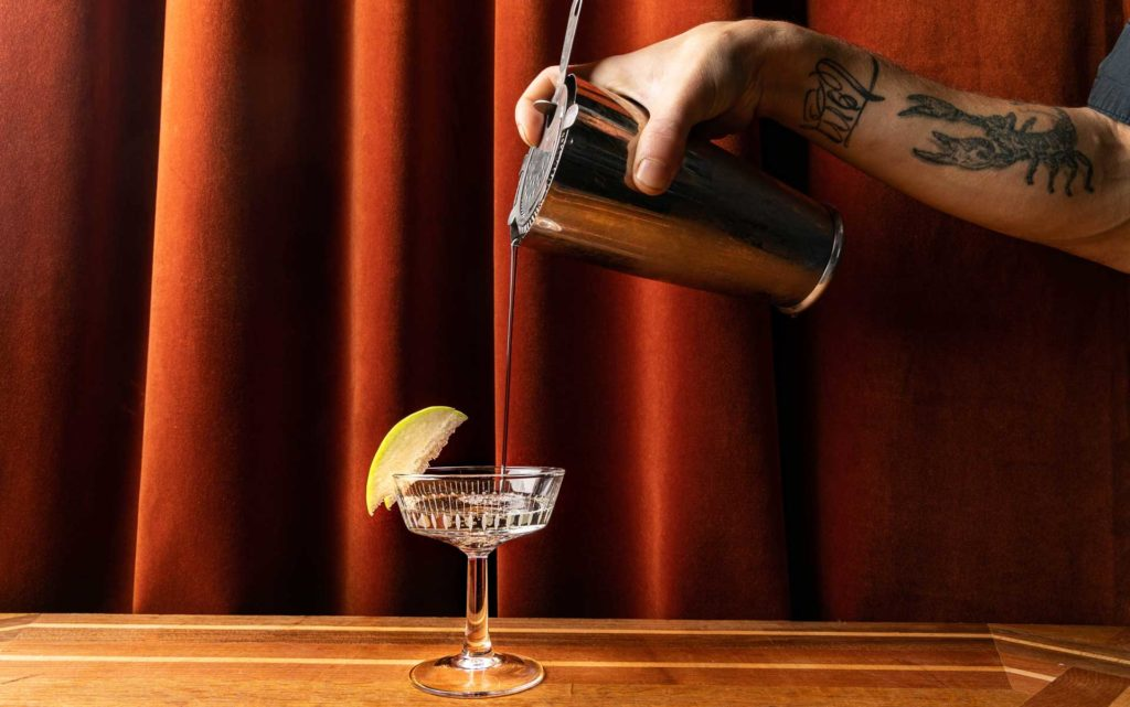 Brunch-con-cocktail-a-Milano-Sixieme-Bistrot-Saketini-Coqtail-Milano