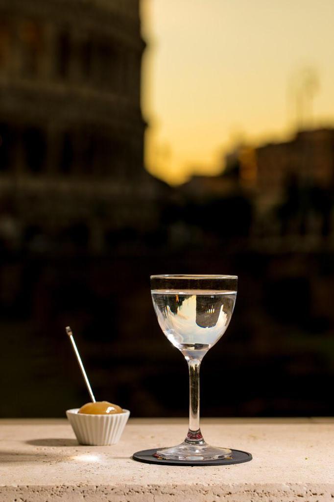 Drink list dedicata a Roma The Court Matteo Zed