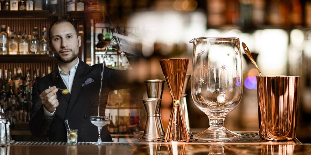 Come preparare cocktail a casa Francesco Cione Coqtail Milano