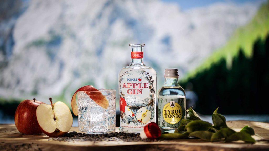 KIKU-Apple-Gin-by-Roner-regali-di-Natale-Spirits-Coqtail-Milano