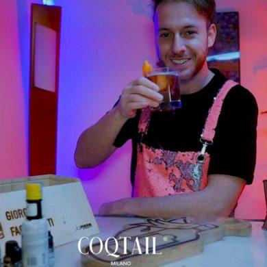 Negroni-Twist-ricetta-Giorgio-Facchinetti-Coqtail-Milano