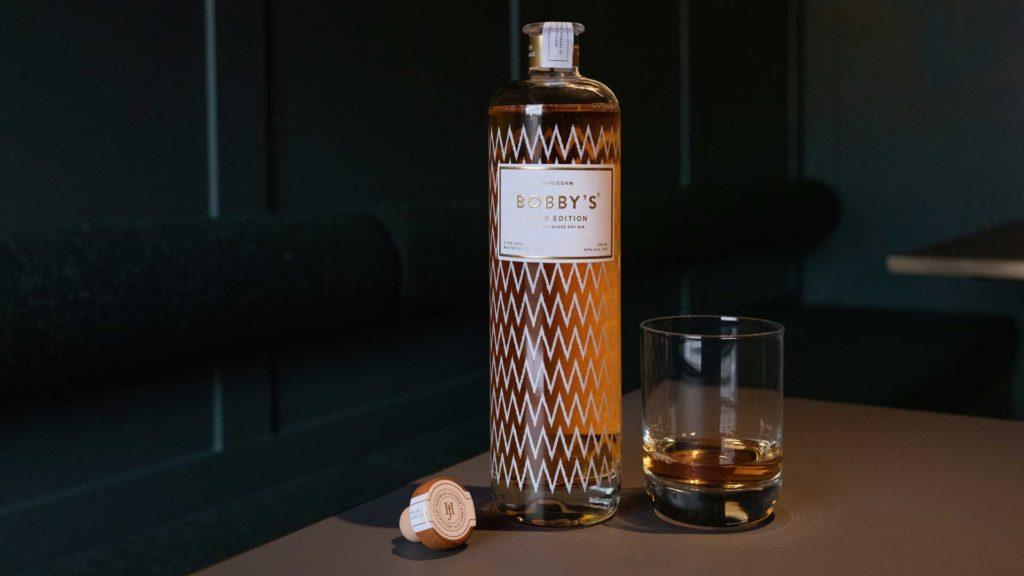 Regali-di-Natale-spirits-Gin-Bobby's-Schiedam-5-Years-Edition-Coqtail-Milano
