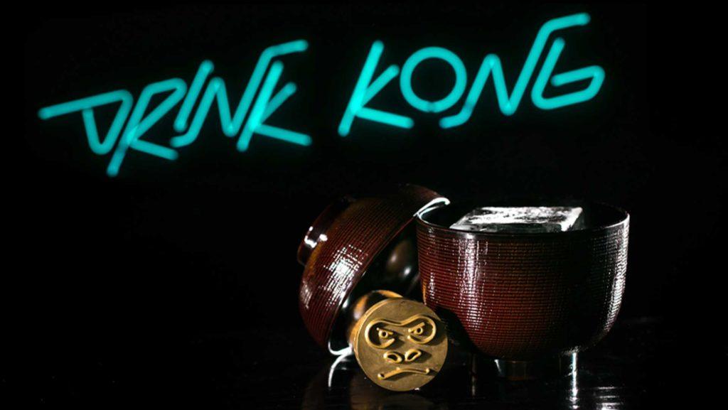 Bar-Digitale-Drink-Kong-di-Patrick-Pistolesi-Coqtail-Milano