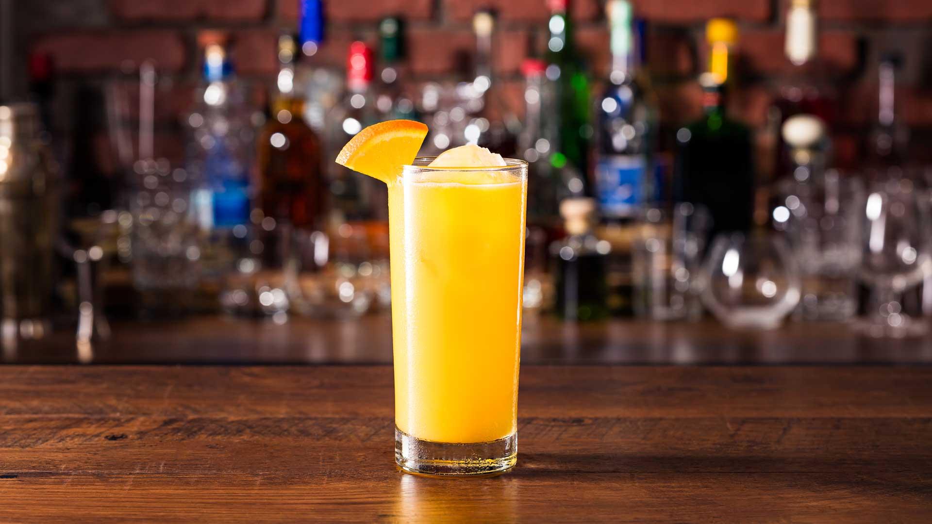 Cocktail per il brunch screwdriver Coqtail Milano