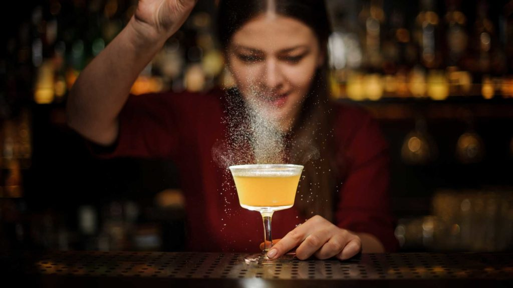 Ricetta-Bee's-Knees-New-Era-Cocktail-Coqtail-Milano