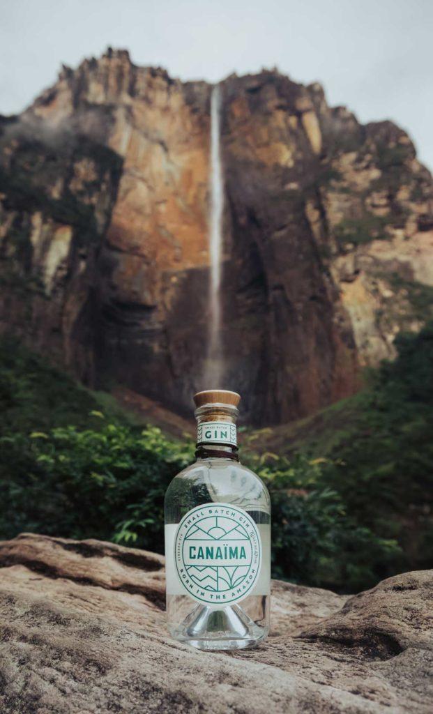 Canaïma-Gin-Venezuela-Cascata-Coqtail-Milano