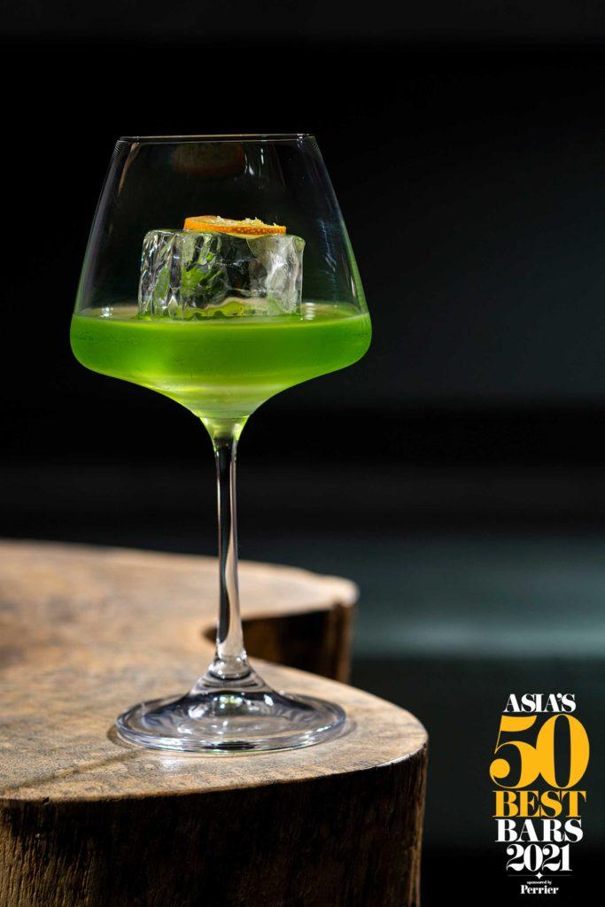 51-100-Asia's-50-Best-Bars-2021-Penicilin-Bar-Coqtail-Milano