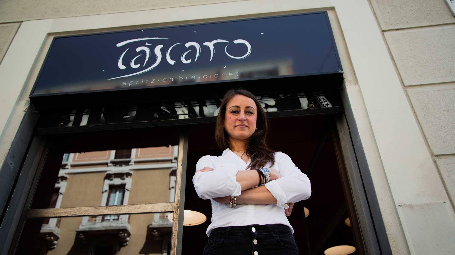 Sandra-Tasca-founder-Tascaro-Bacaro-Veneziano-Coqtail-Milano