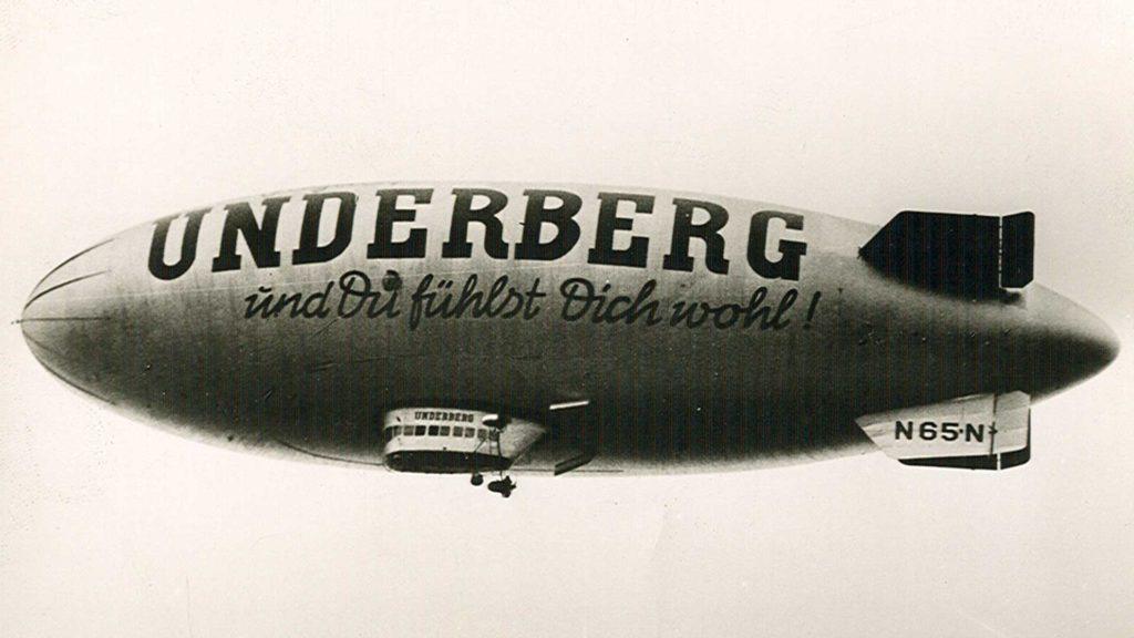 UBG-Zeppelin-Underberg-foto-d'epoca-Coqtail-Milano