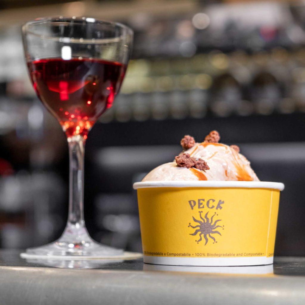 Pairing-estivo-gelato-e-porto-Coqtail-Milano