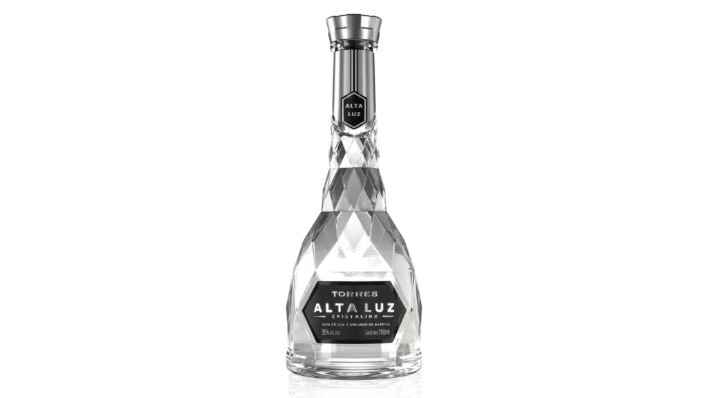 Bottiglia-del-primo-brandy-cristalino-Coqtail-Milano
